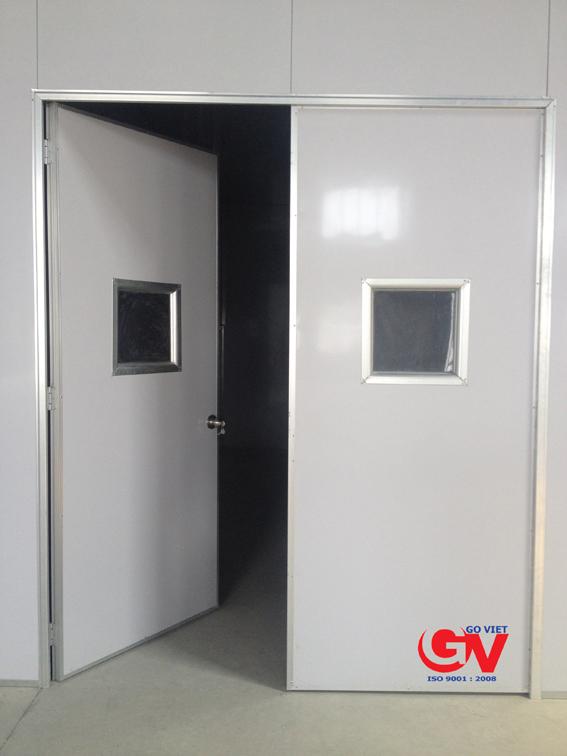 cửa panel phòng sạch